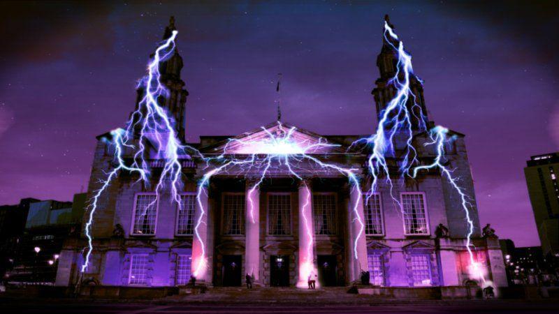 Leeds night light 2021