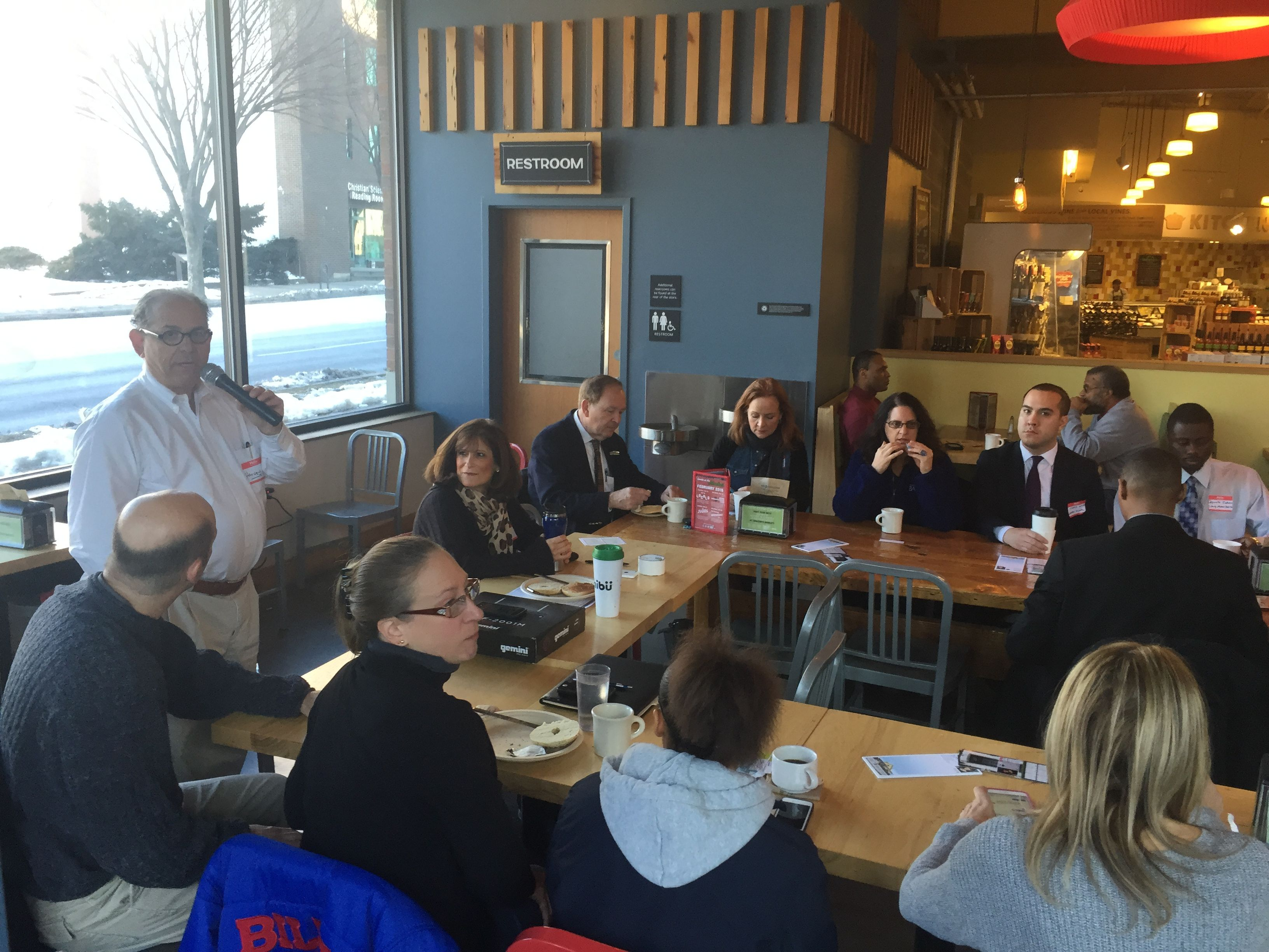 Rockville Friday Morning Real Estate Coffee House Meetup