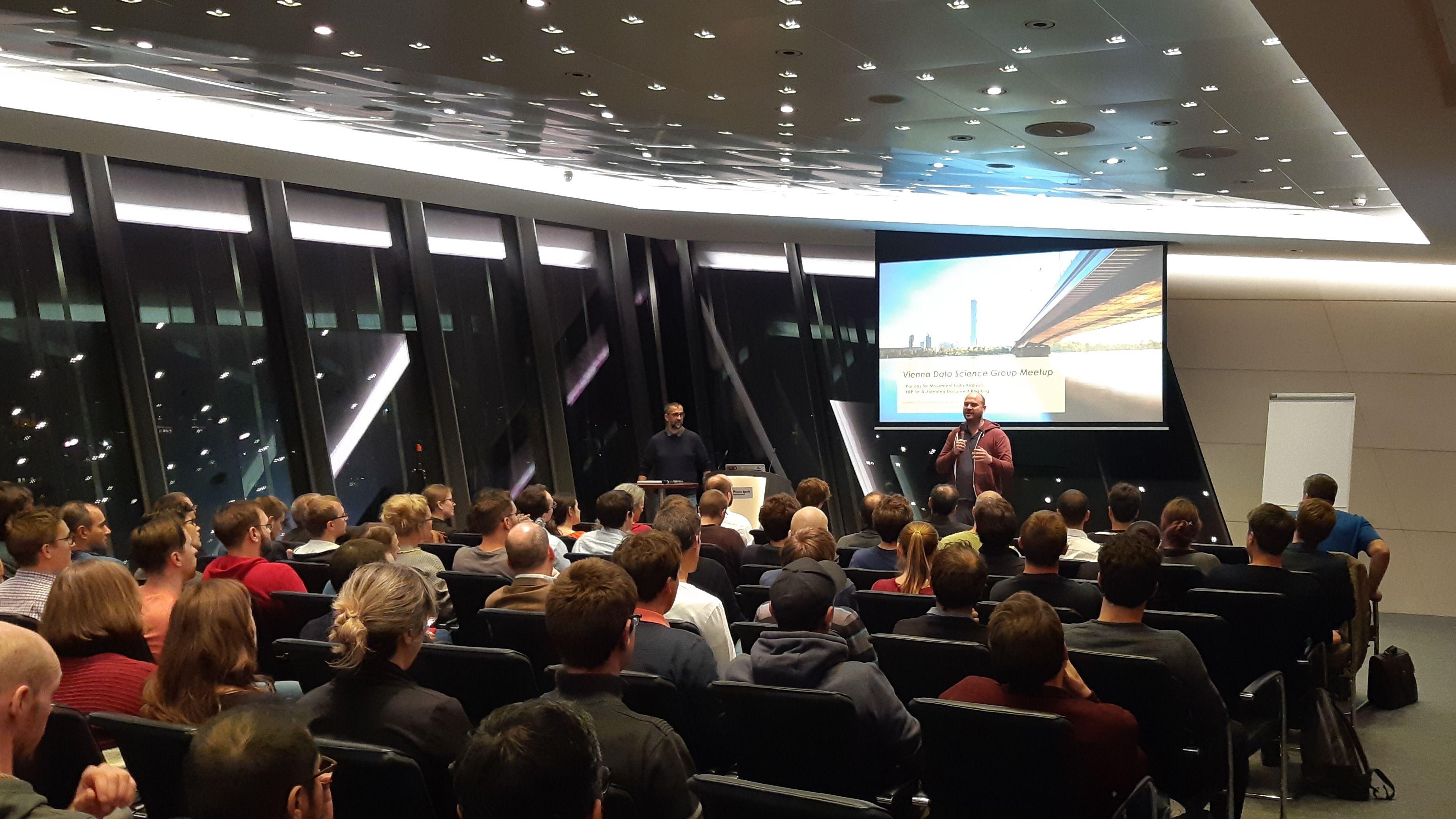 Vienna Data Science Group Meetup