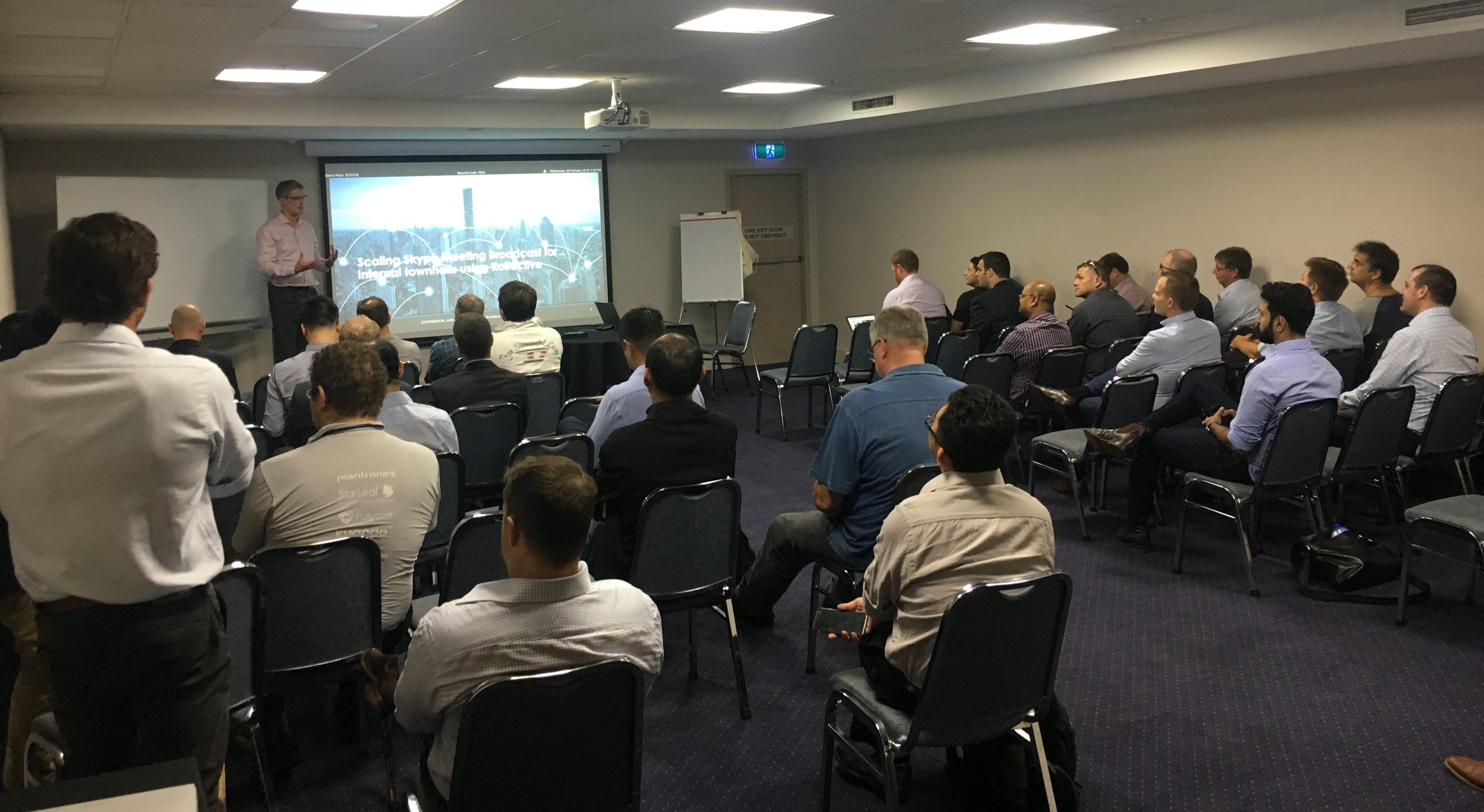 Sydney UC - Skype for Business & Microsoft Teams