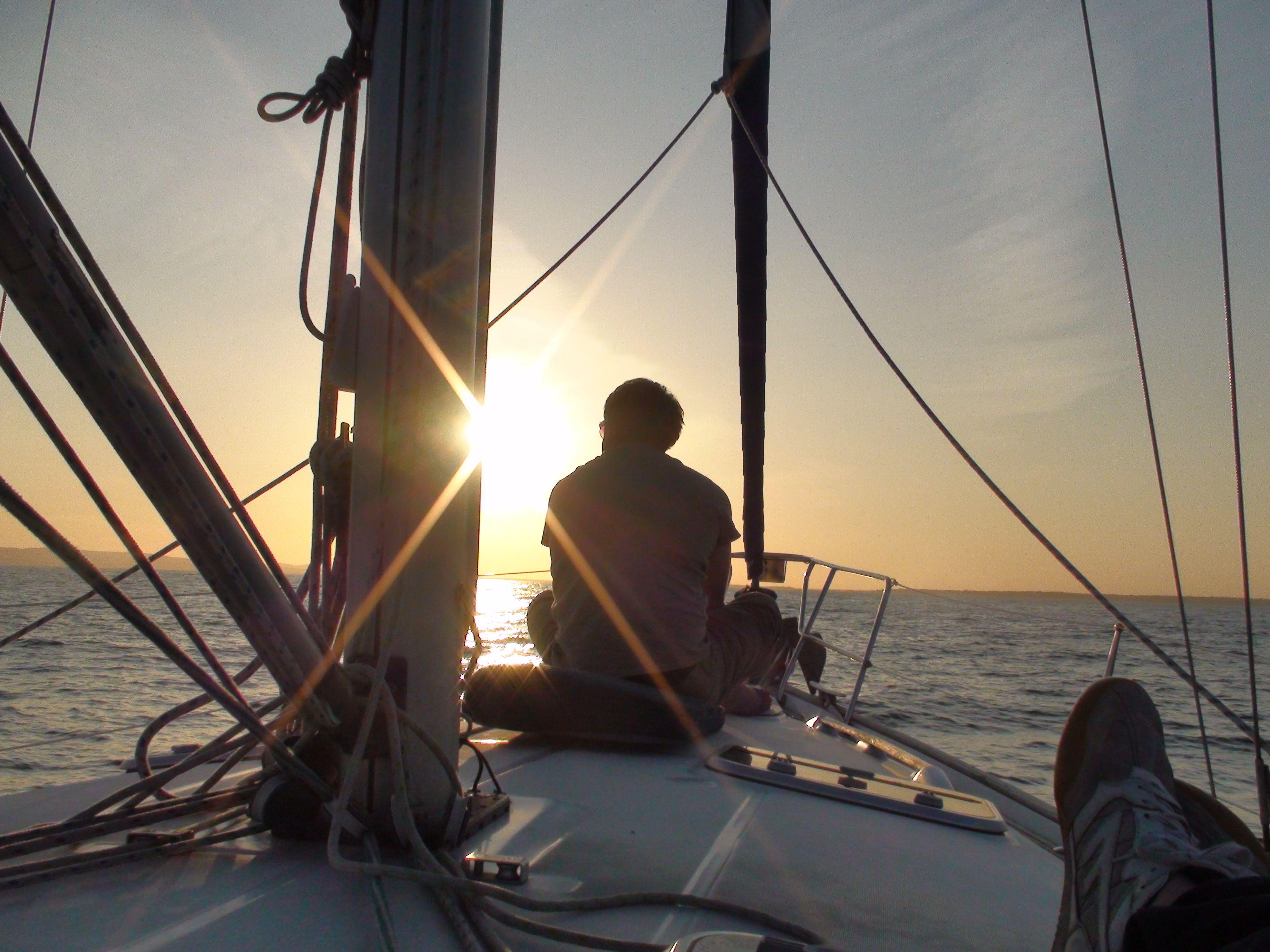 May Bank Holiday Weekend Sailing Trip to the Jurassic Coast Weymouth/Poole
