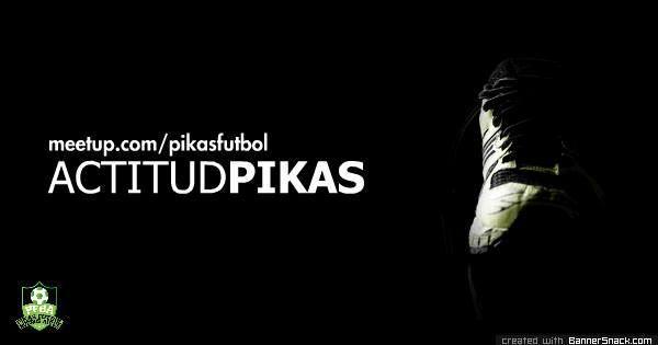 Pikas Fútbol Buenos Aires (Tu lugar para jugar) @pikasfutbol