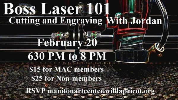 Boss Laser Cutting and Engraving 101 | Meetup