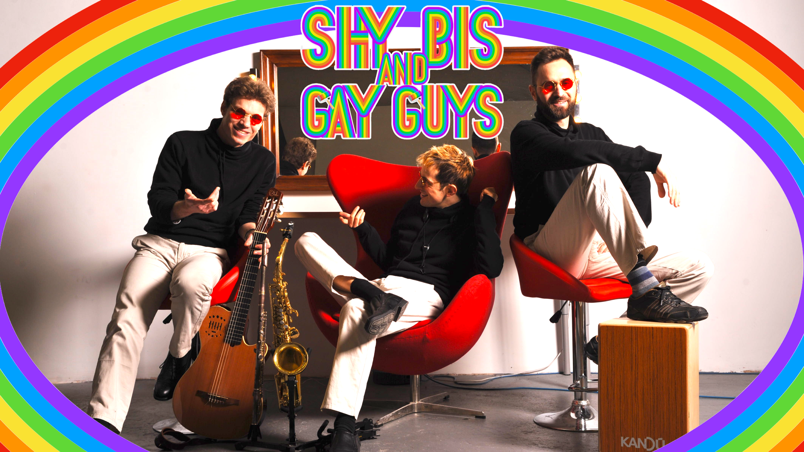 Shy Bi's & Gay Guys