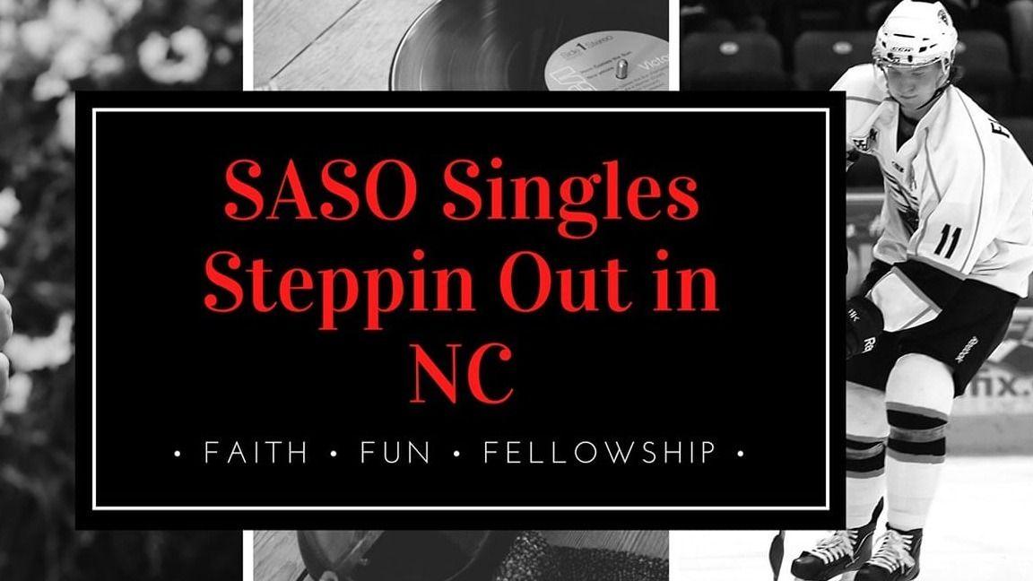 NC SASO Singles Steppin' Out Meetup