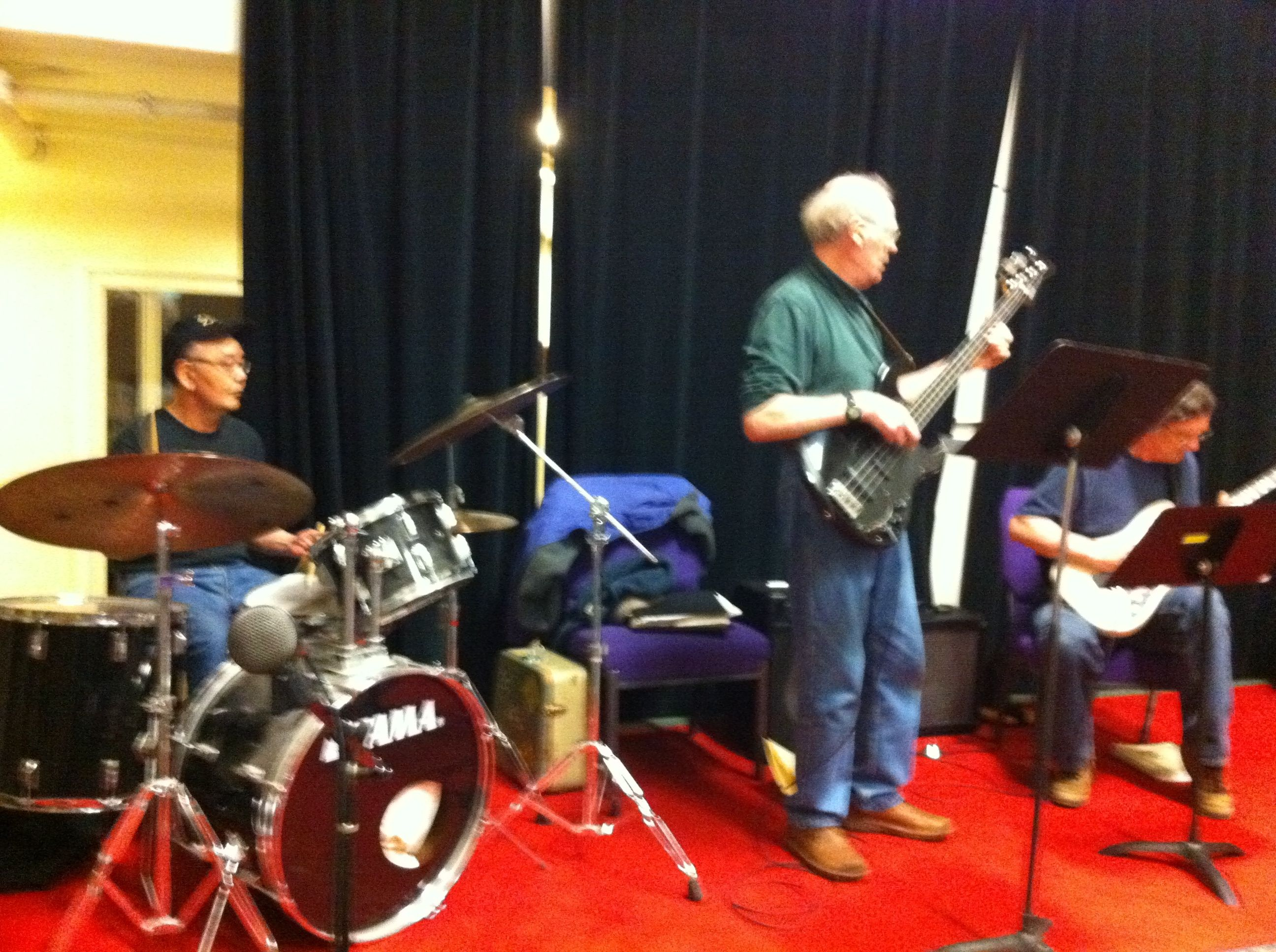 Jazz Jam at North City Bistro!