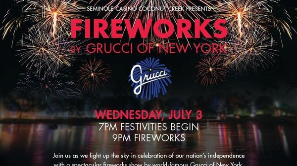 Pre-4th of July Event at the Coconut Creek Casino | Meetup