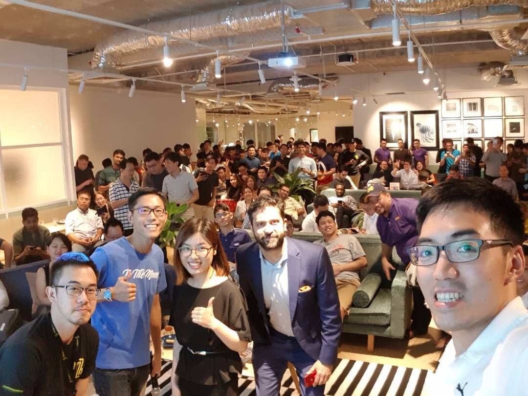 Stellar Kuala Lumpur Meetup - Blockchain, Crypto, Fintech