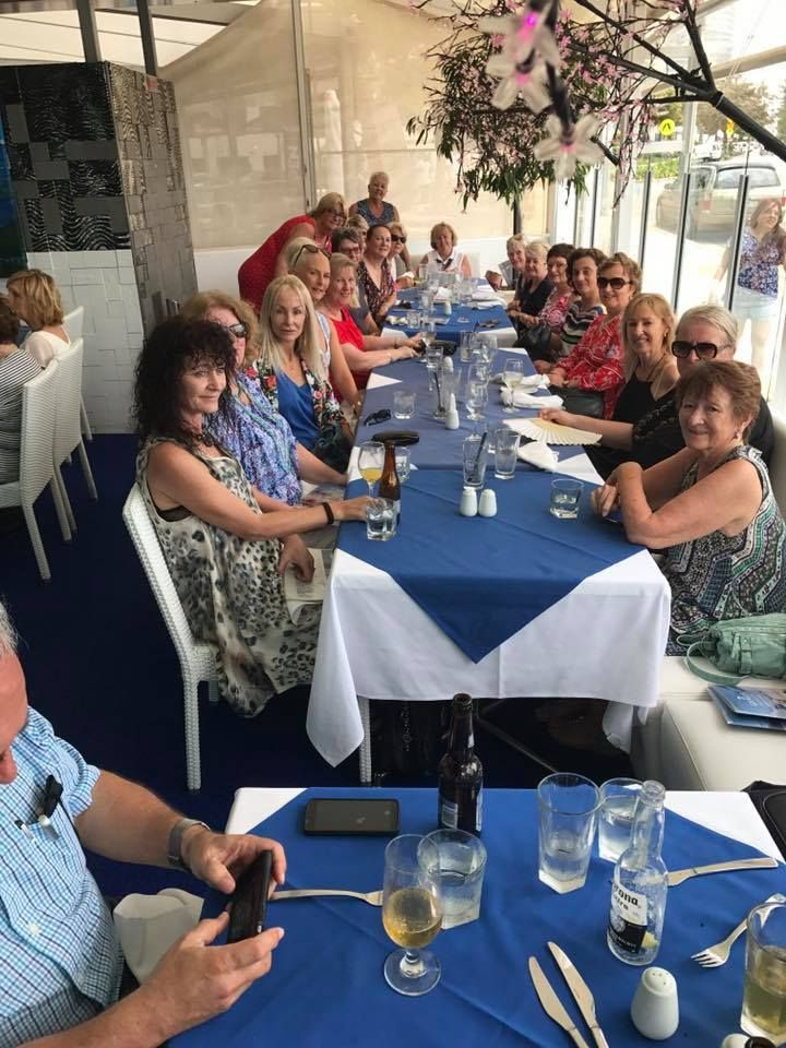 Lady Lunch Club - Southern Gold Coast - Over 40's
