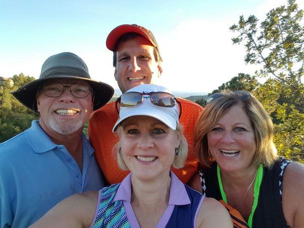 Singles golf denver