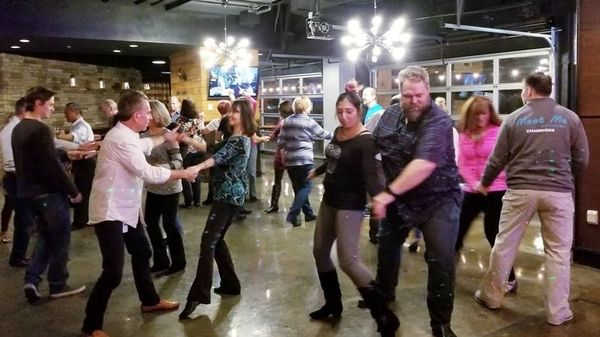 Lets Dance Update: Westie Wednesday Dance - Let's Eat, Drink, And Dance!