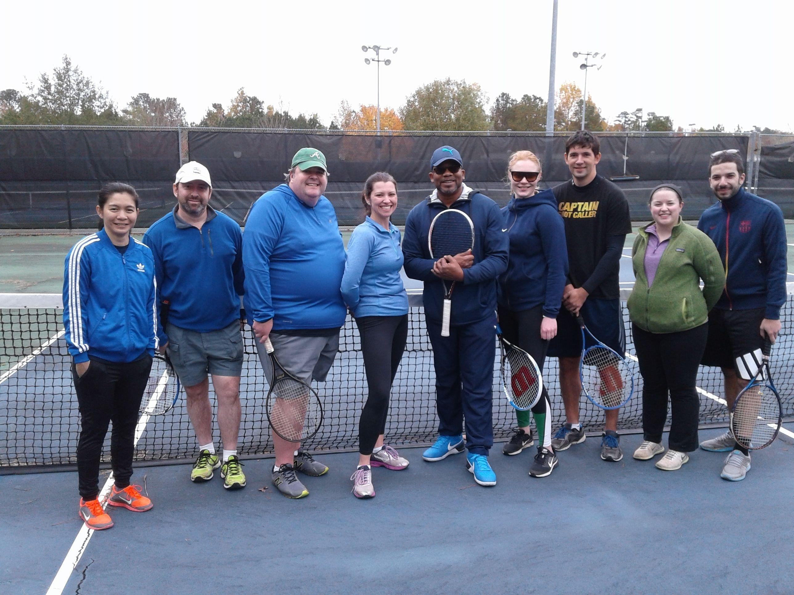 North Atlanta Beginners Tennis