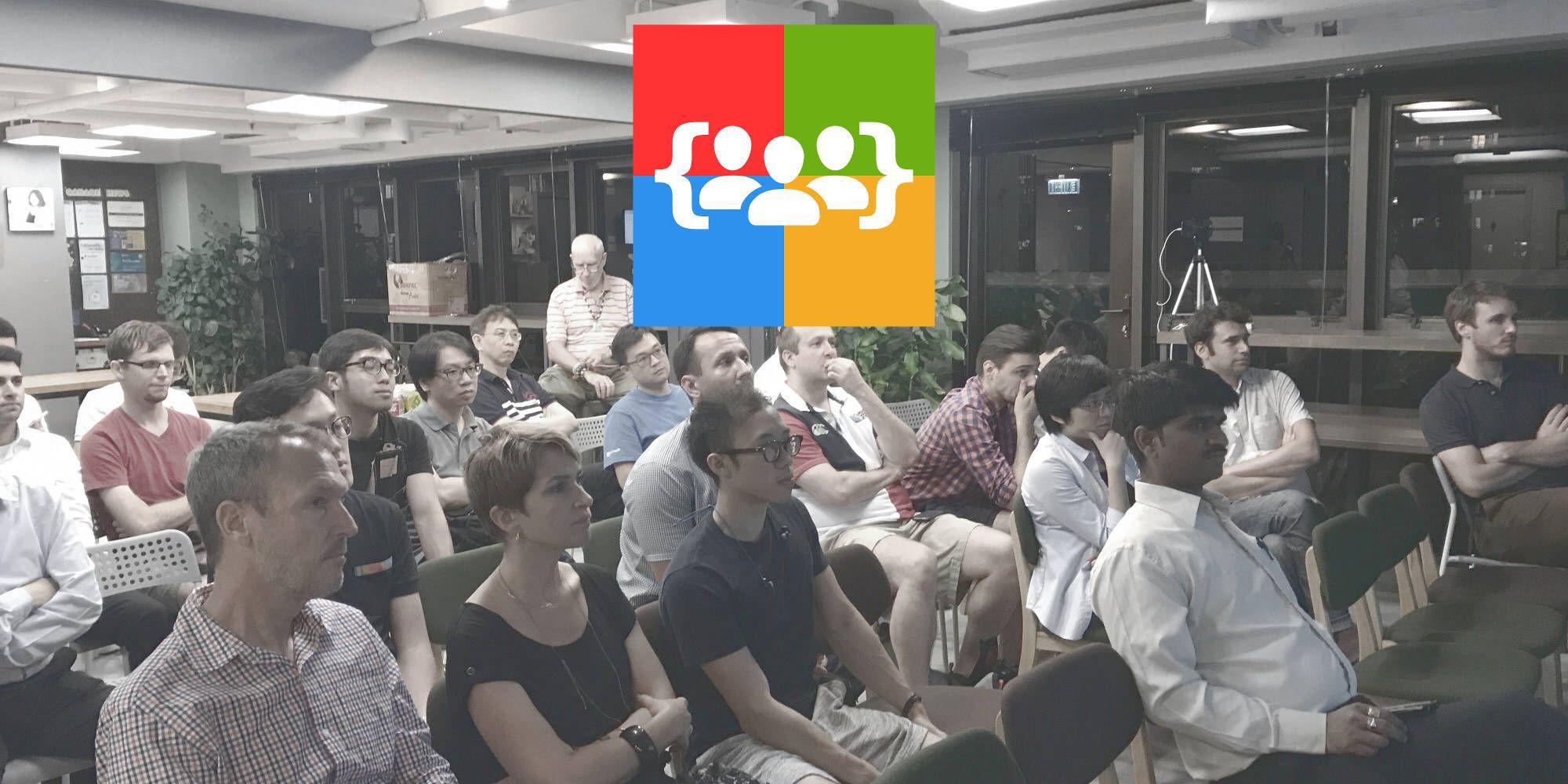Microsoft Developers HK