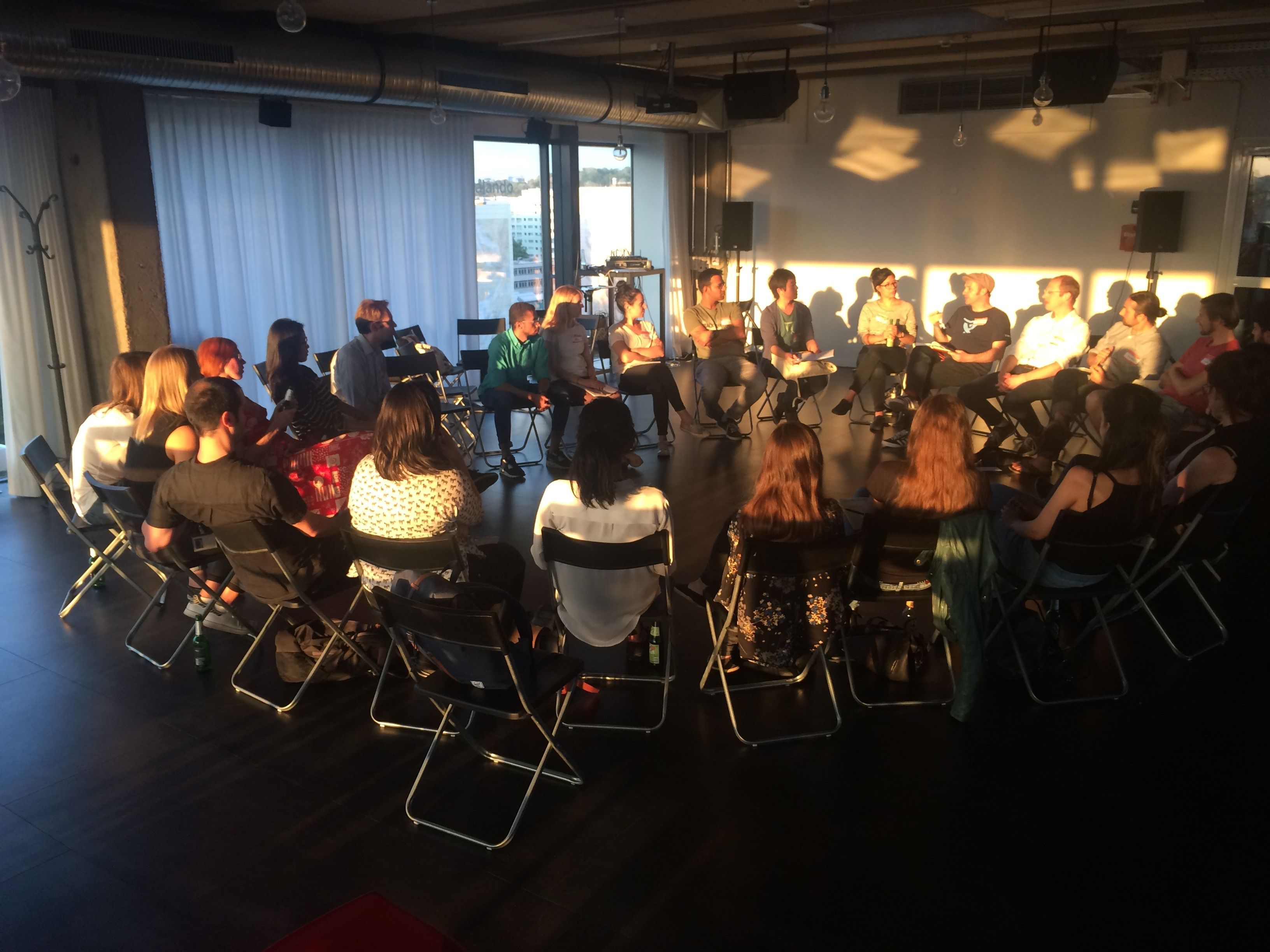 UX Book Club Berlin