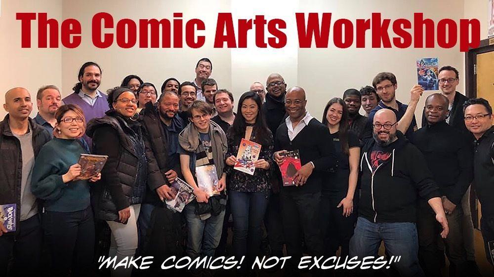 Comic Arts Workshop