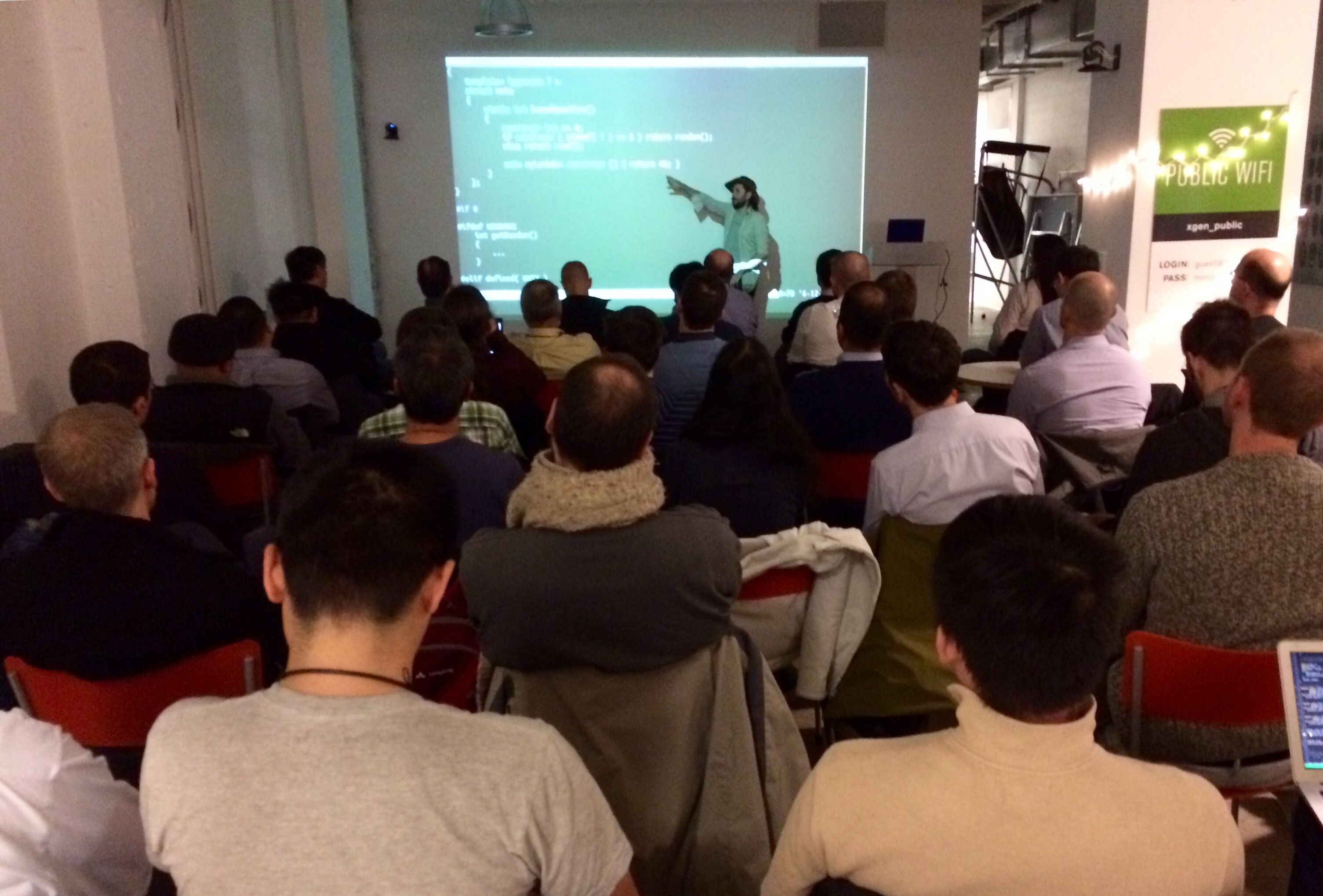 New York C++ Developers Group