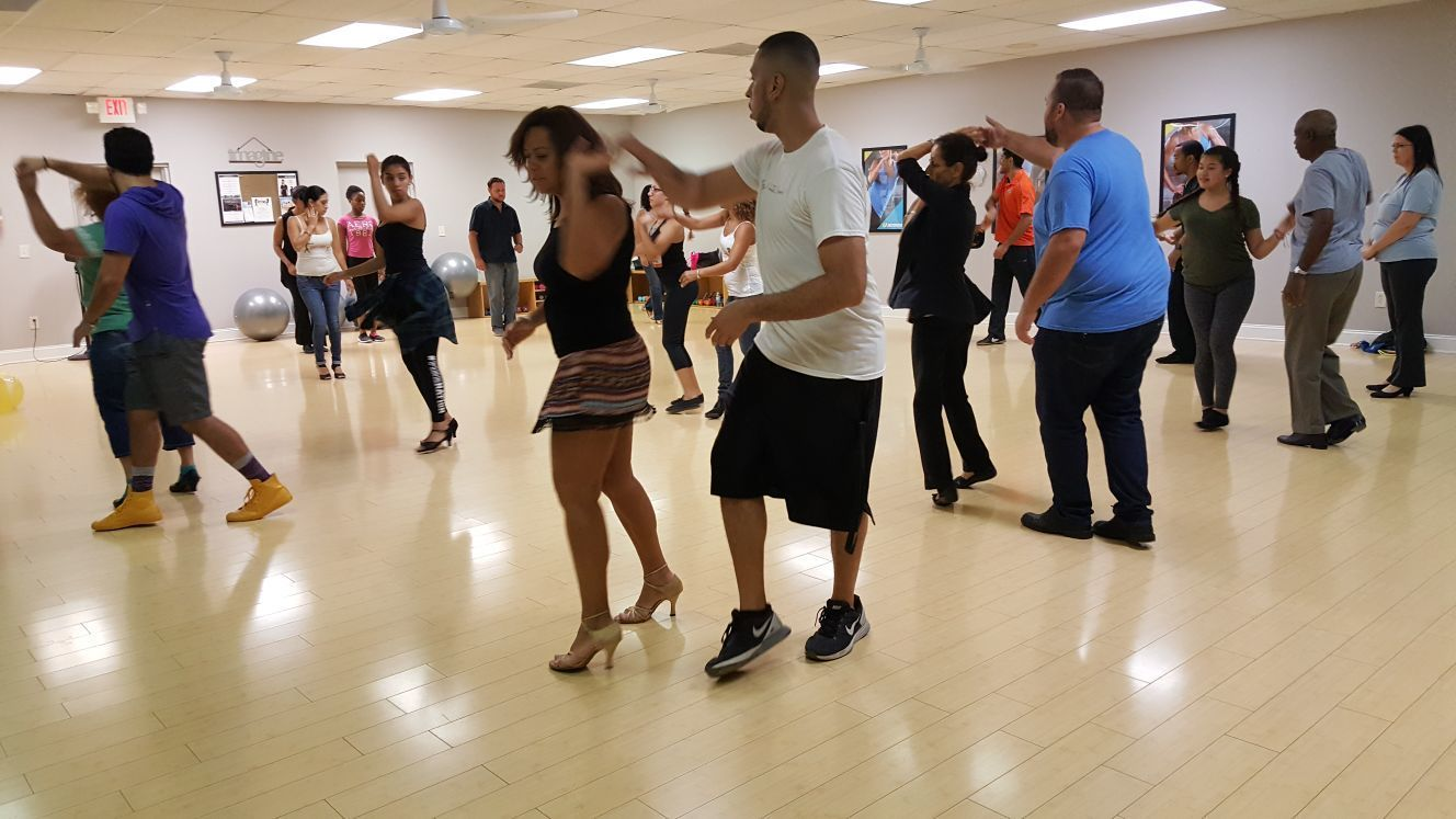 where to learn how to dance bachata