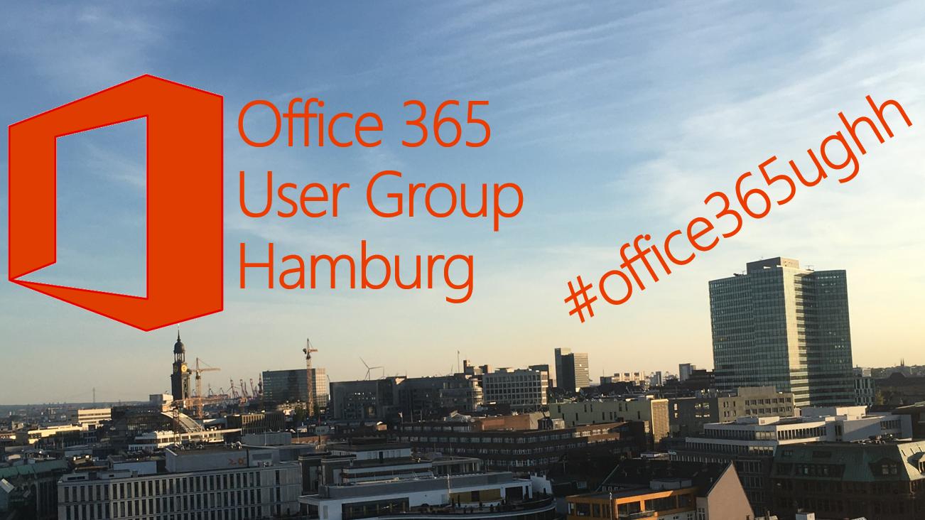 Office 365 User Group Hamburg