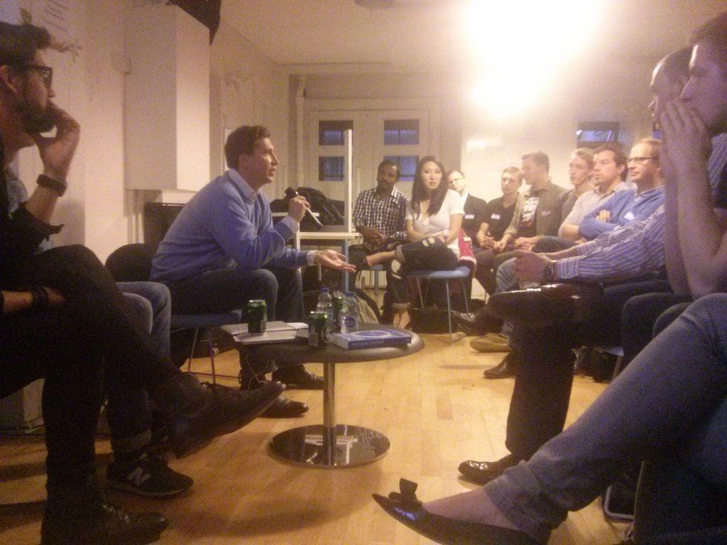 The Copenhagen Lean Startup Circle