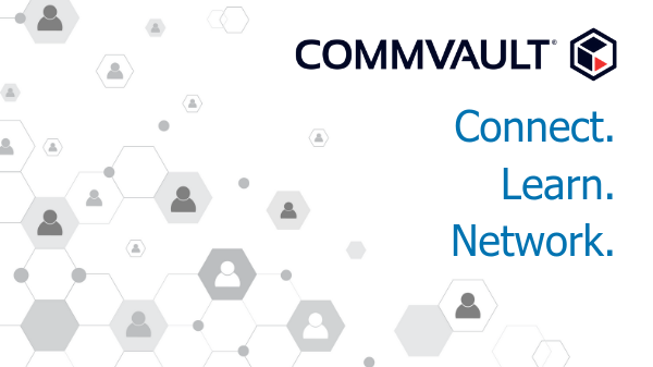 Commvault TechConnect - Australia & New Zealand