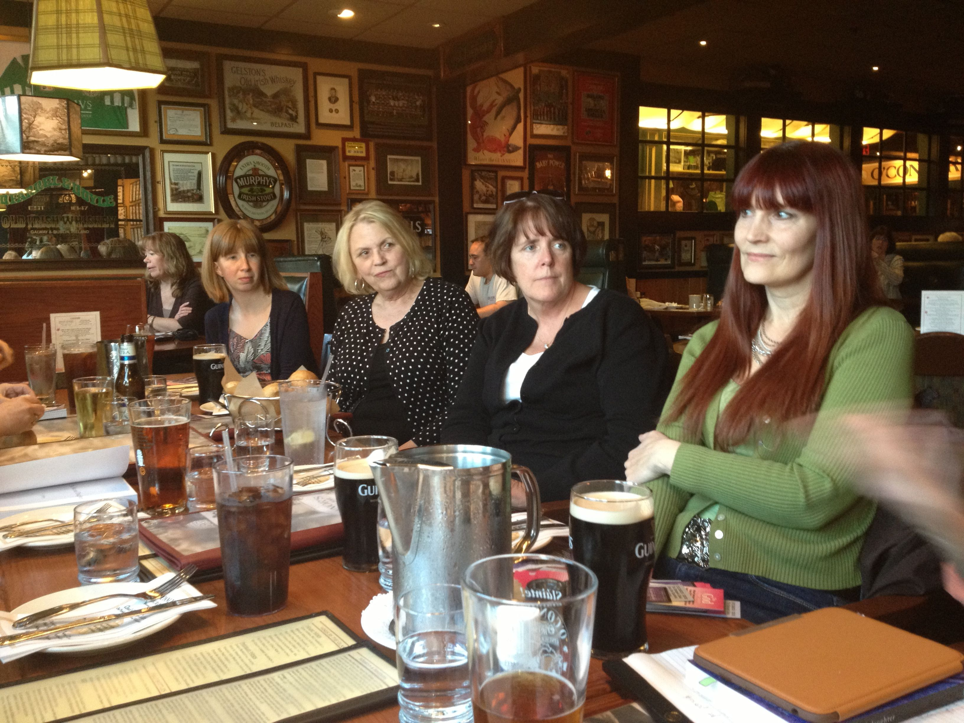 O'Connor's Books, Brews & Banter Reading Group