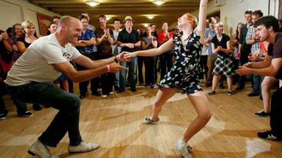Dance Moved To Thursday Halloween Swing Meetup