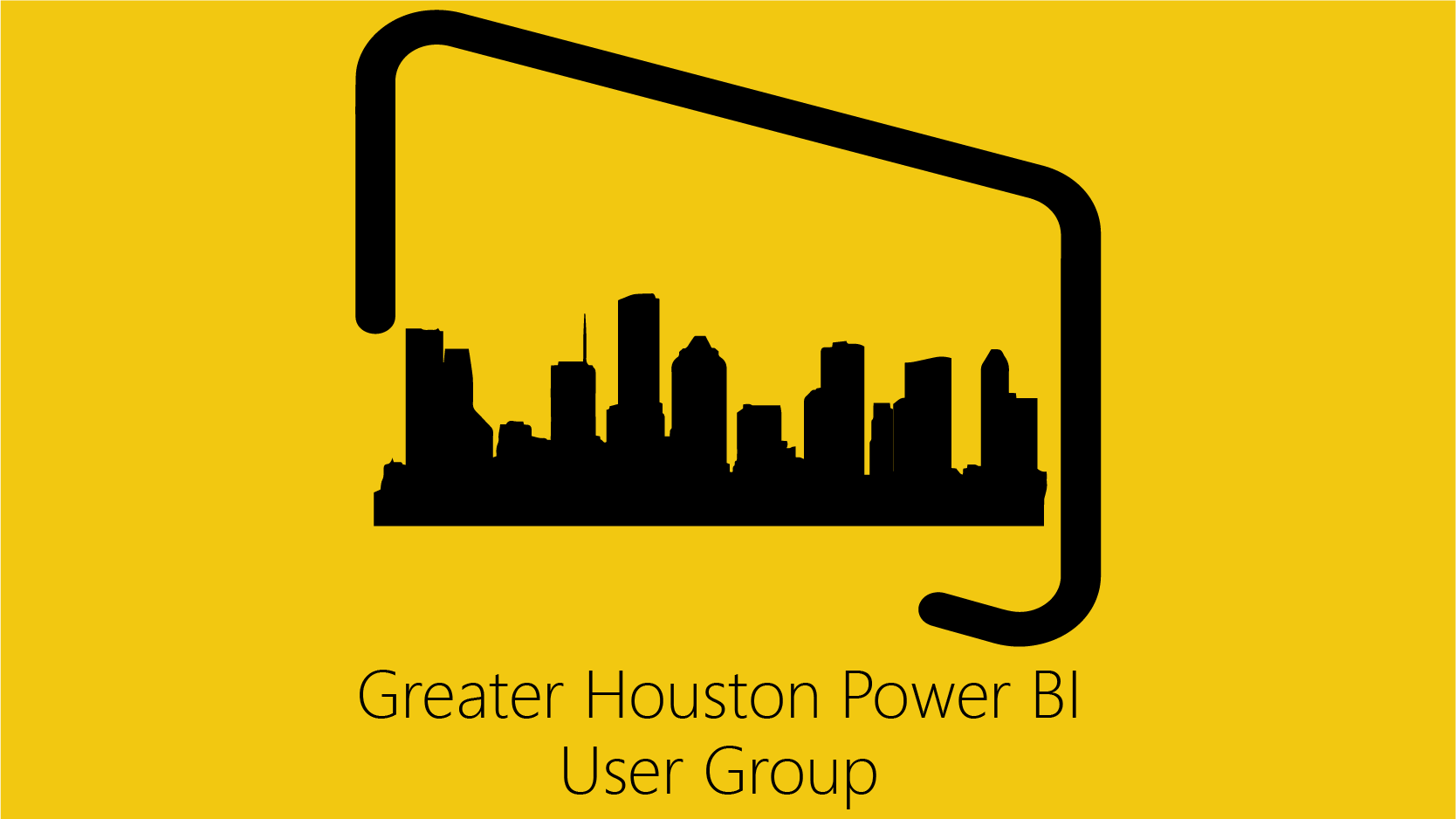 Greater Houston Power BI Users Group