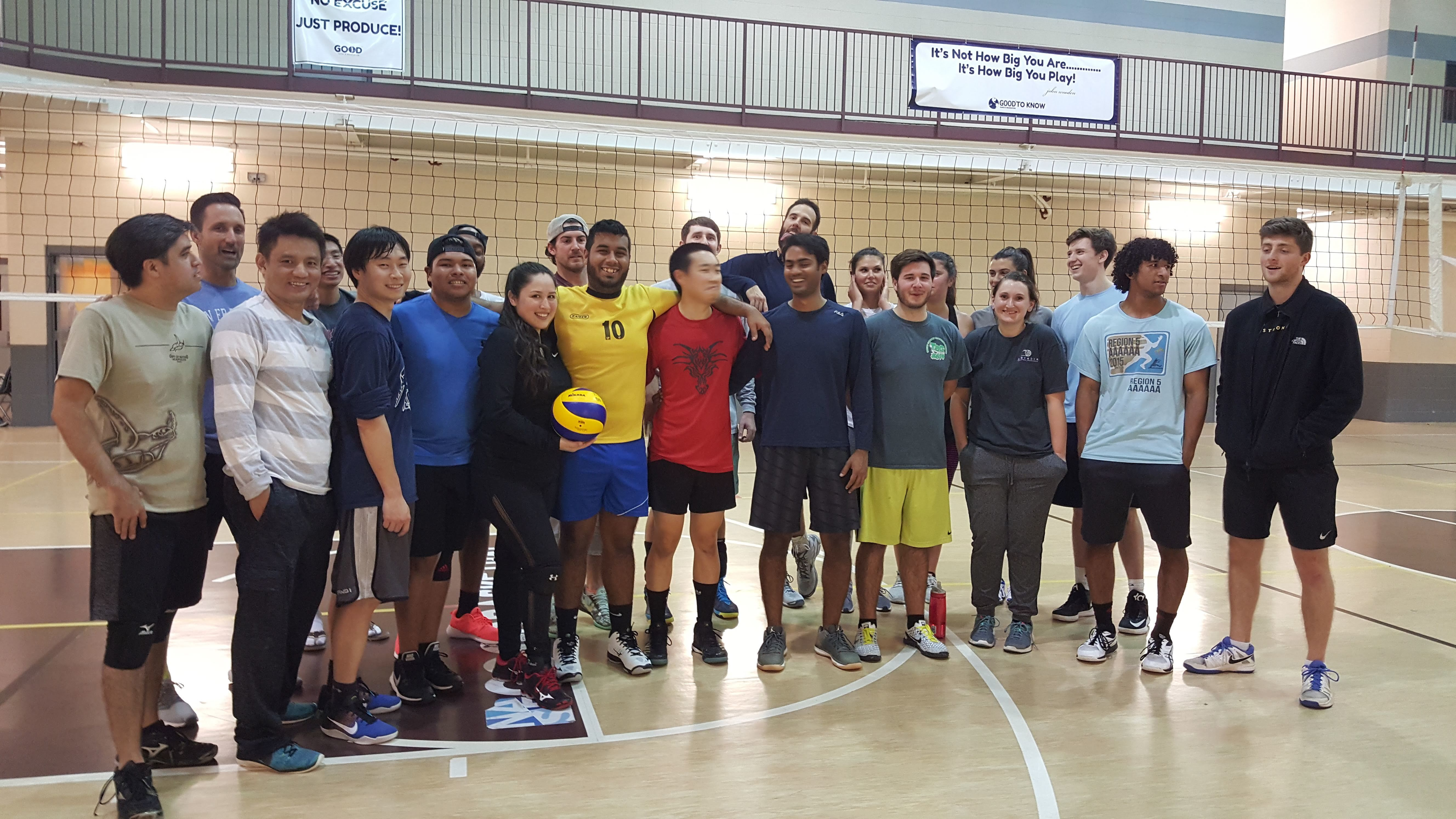 A/BB Indoor Volleyball