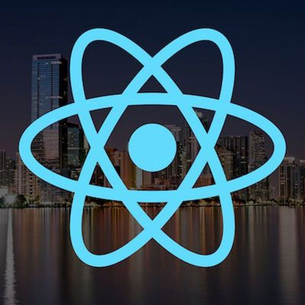meetup logo for React Orlando
