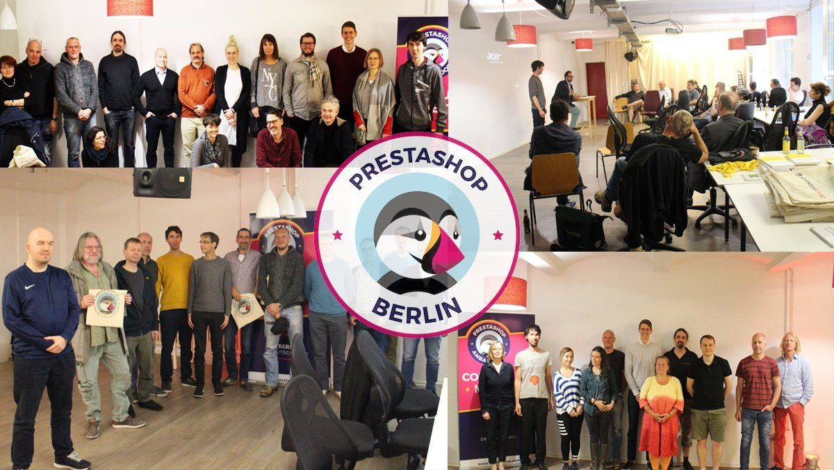 PrestaShop - Berlin Ecommerce Meetup