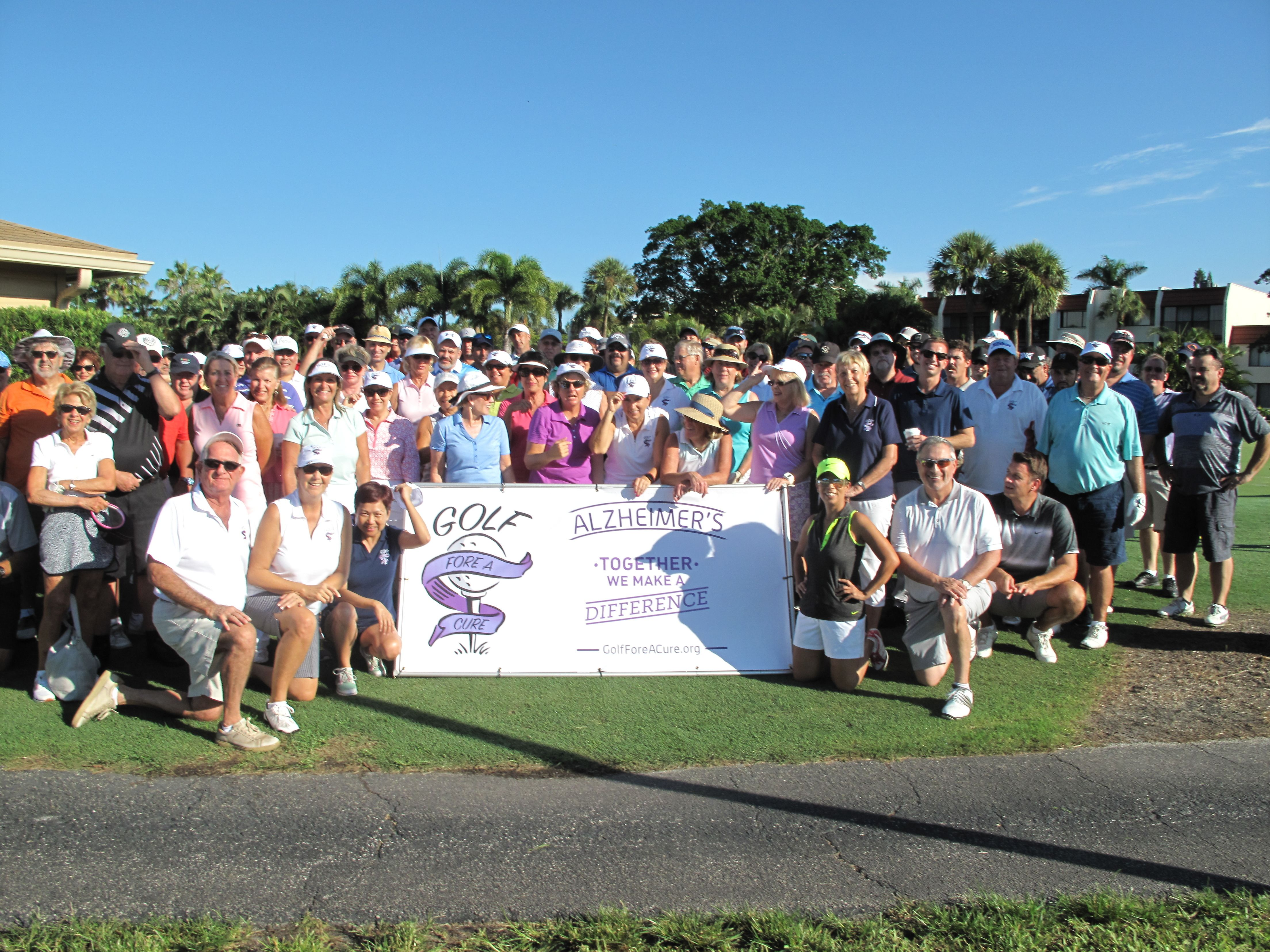 Golf Fore A Cure Meetup