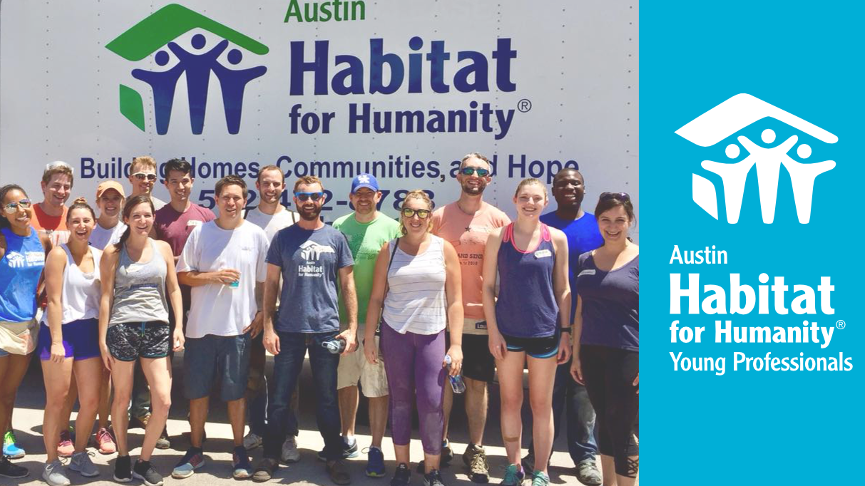 Austin Habitat for Humanity Young Professionals