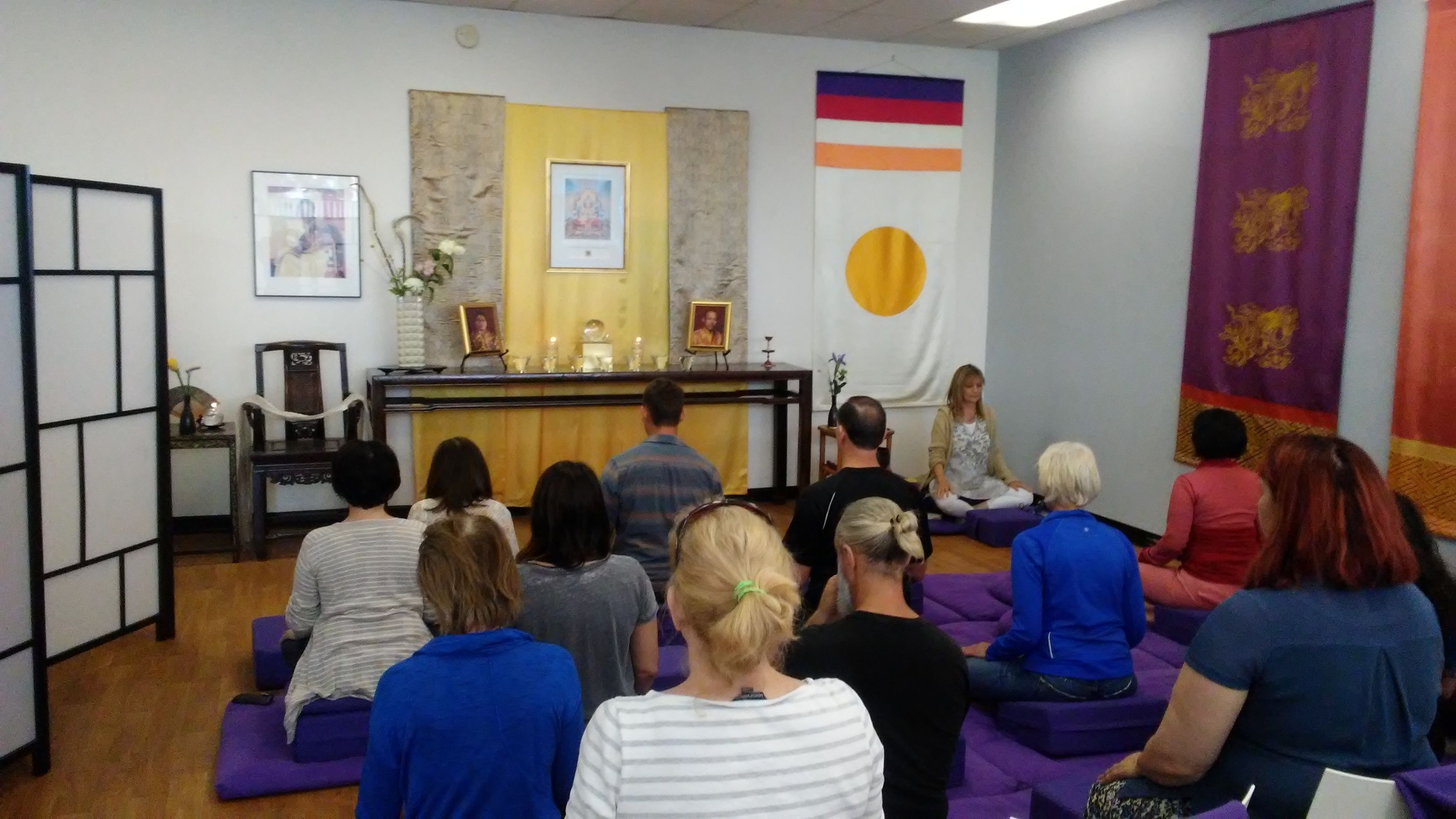 Shambhala Meditation in Orange County