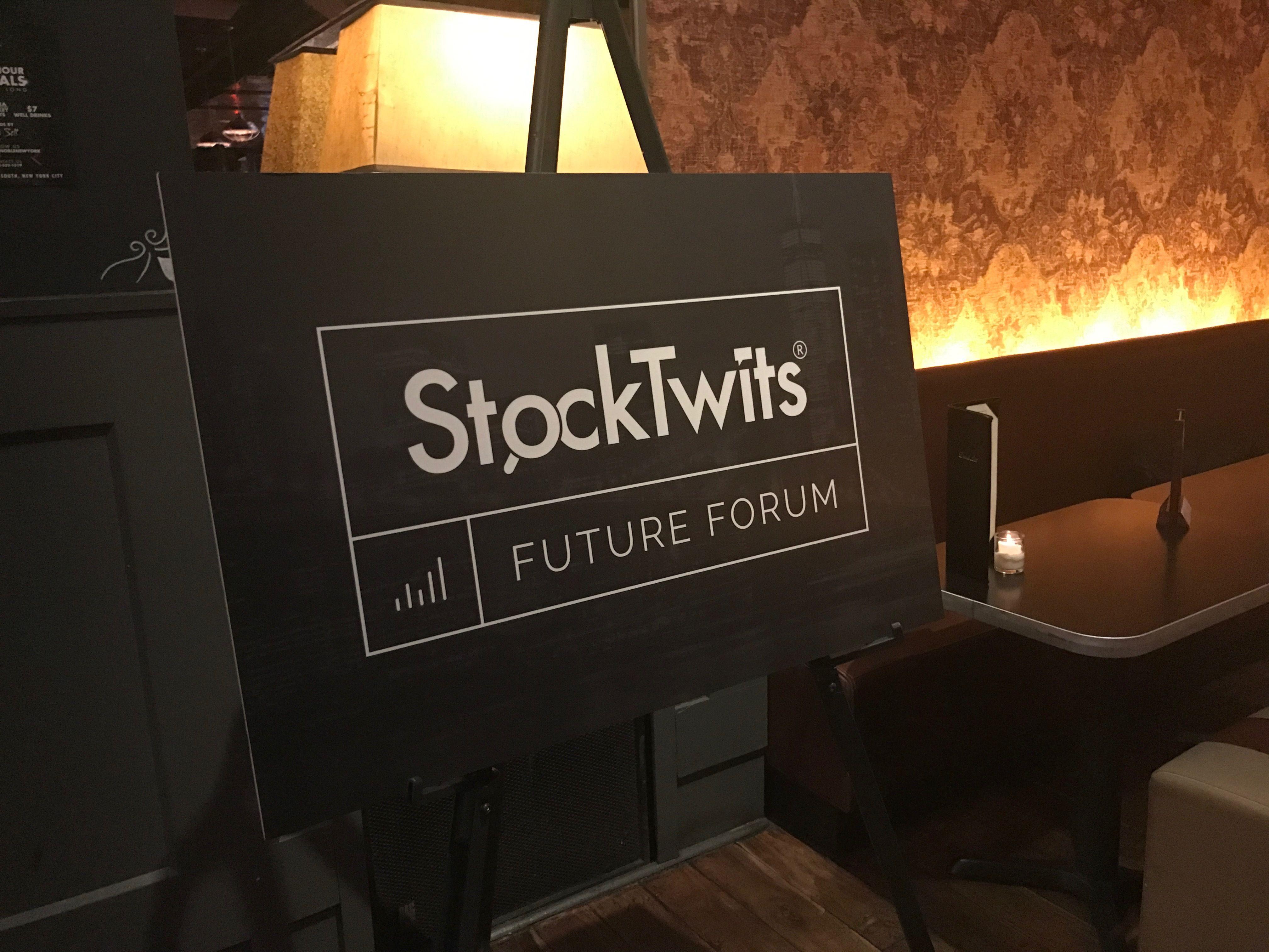NYC Investors & Traders — StockTwits Meetups