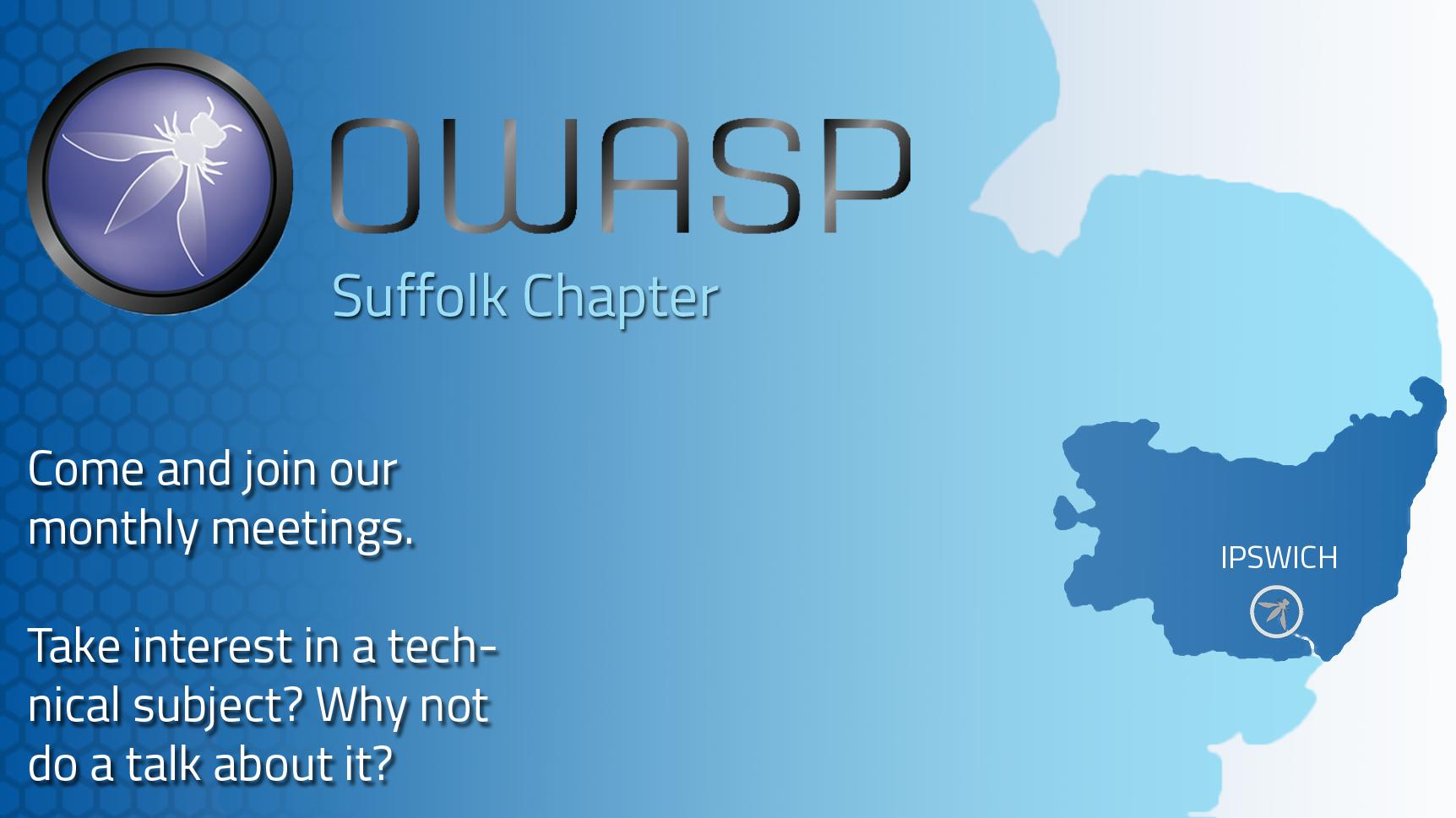 OWASP Suffolk Chapter