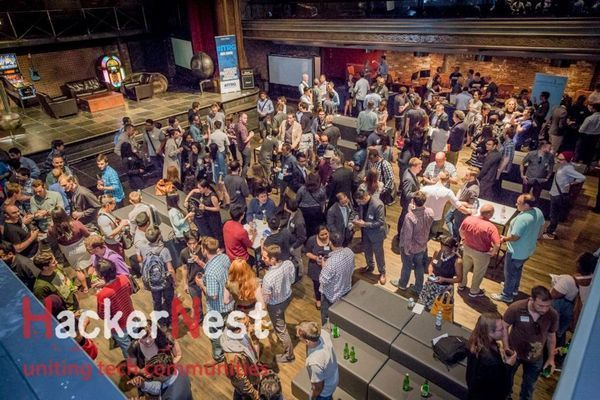 HackerNest Phoenix Tech Socials