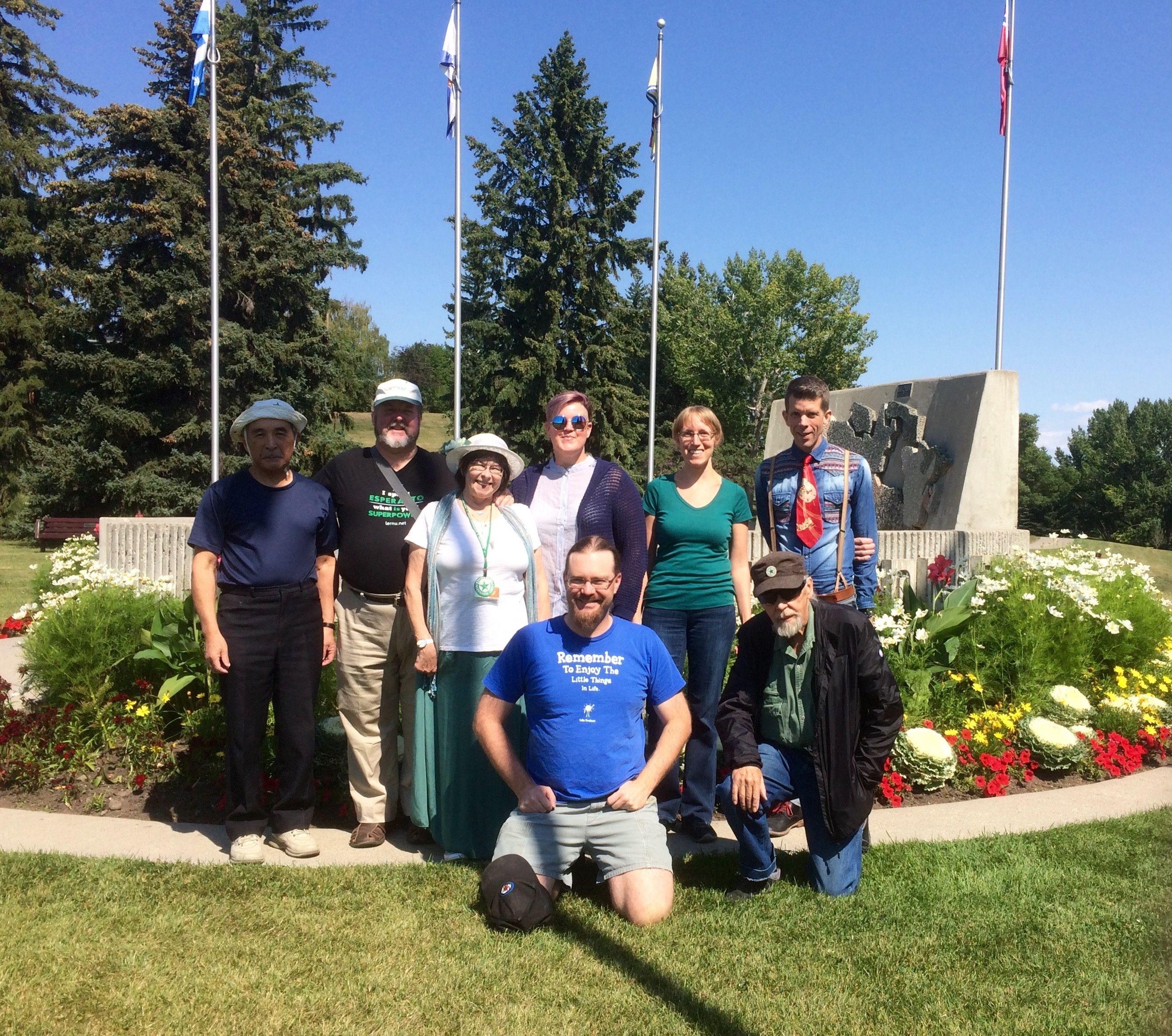 Esperanto-Calgary