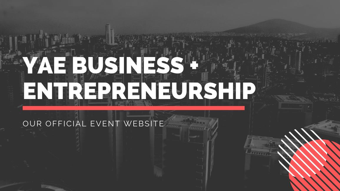 YAE Business + Entrepreneurship