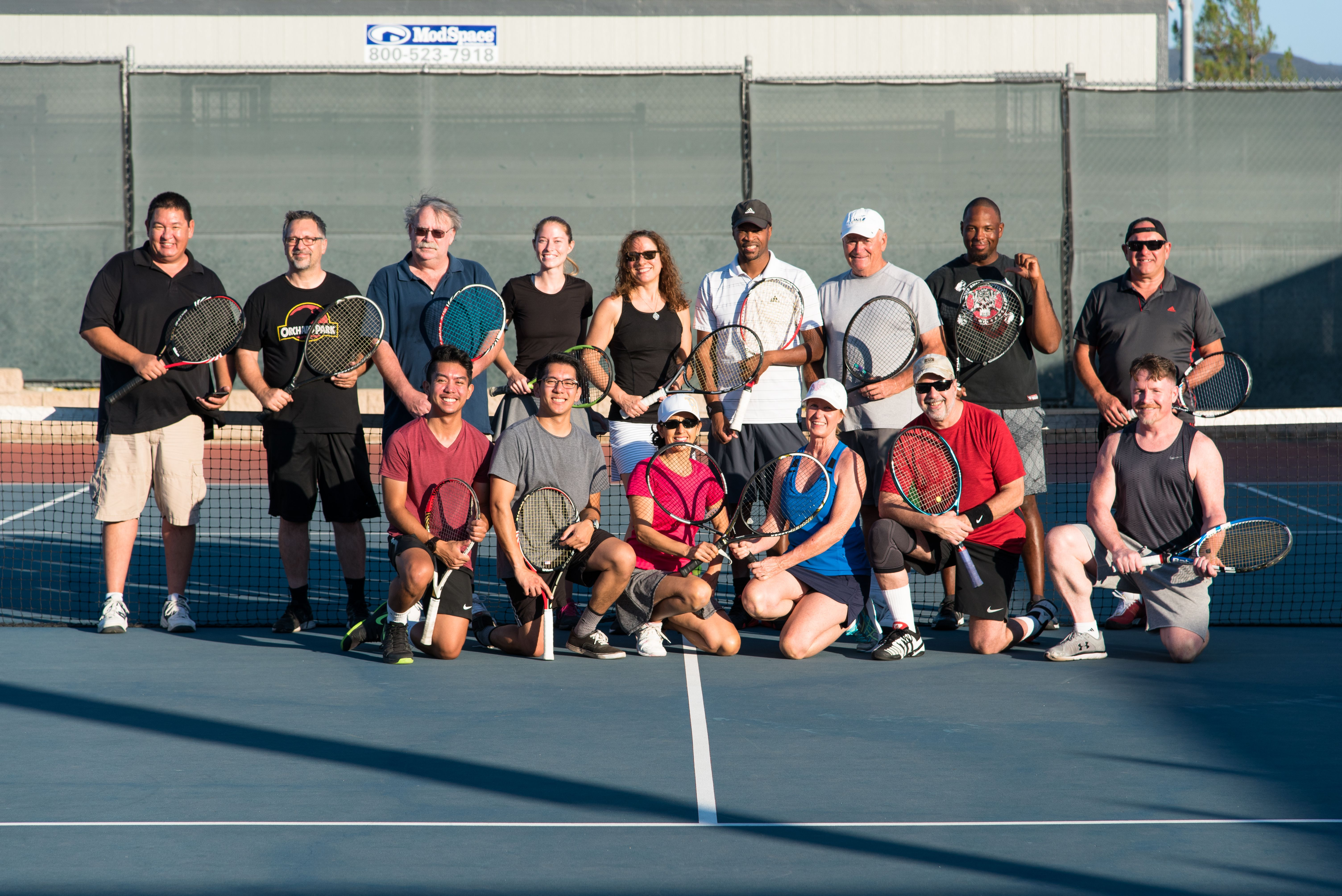 Temecula and IE Tennis 4All