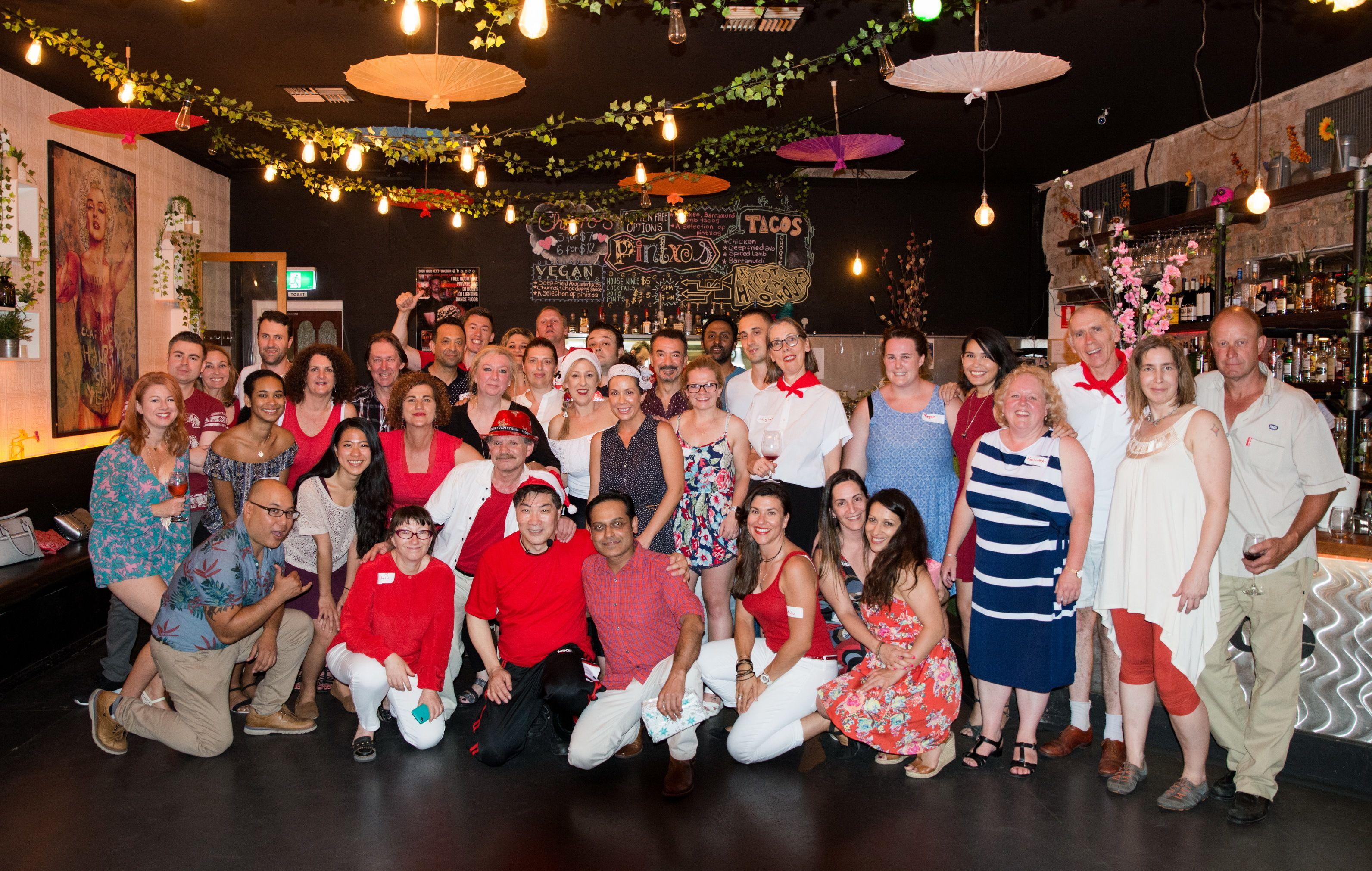 BRUNSWICK - Free Salsa Class, Salsa Classes & Social Dancing
