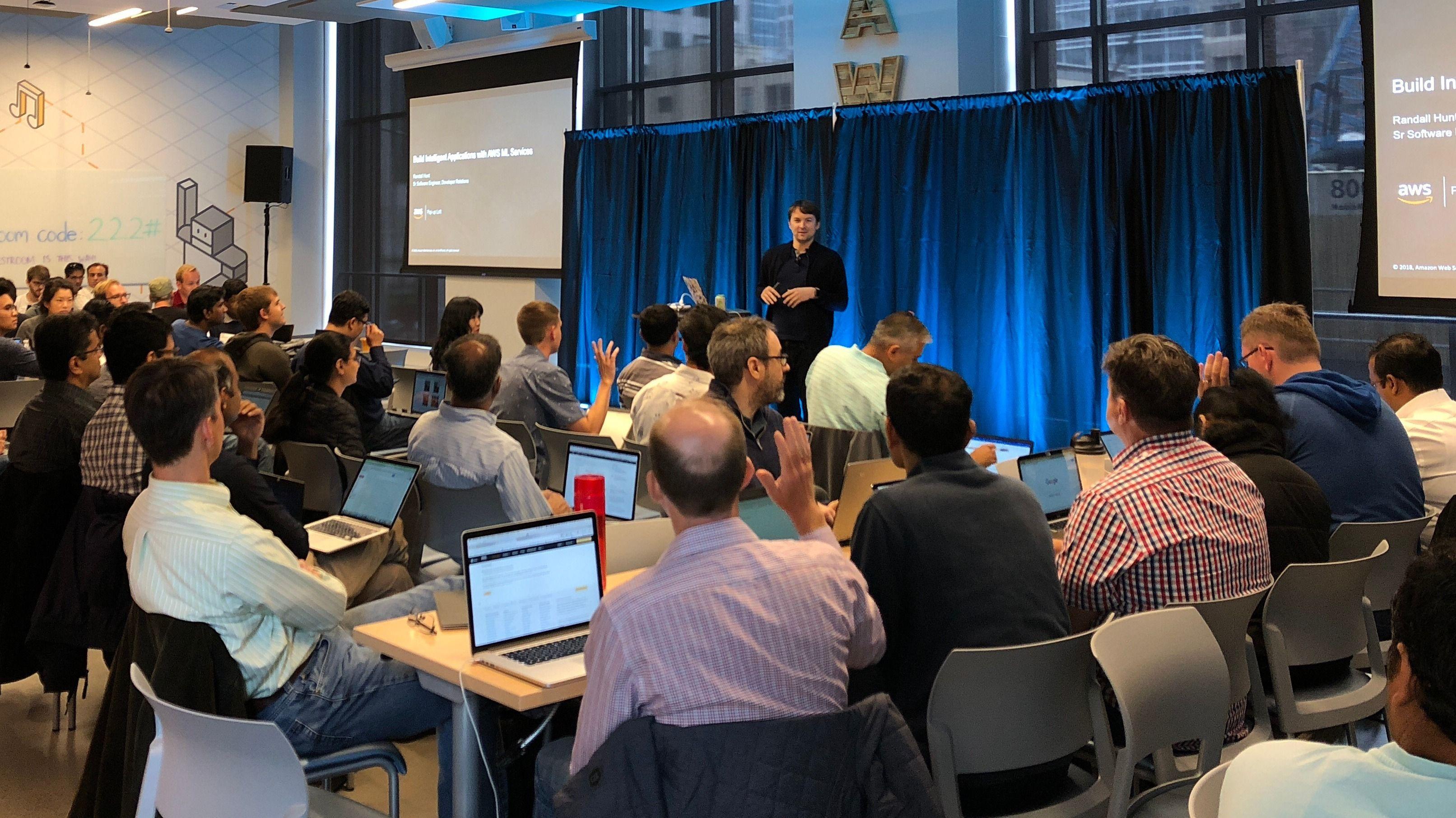 AWS San Francisco | Official Events