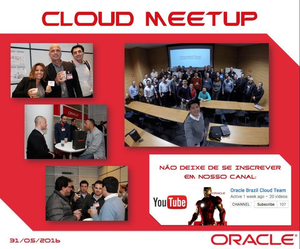 Oracle Cloud - SP/Brazil