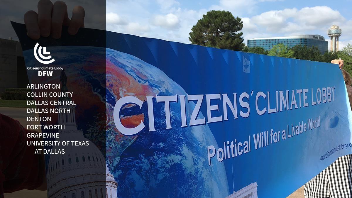 Citizens' Climate Lobby - DFW