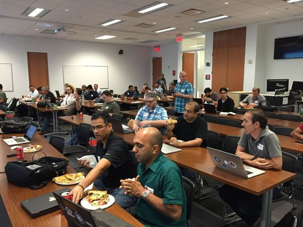 Past Events | Triangle Kubernetes and OpenShift Meetup