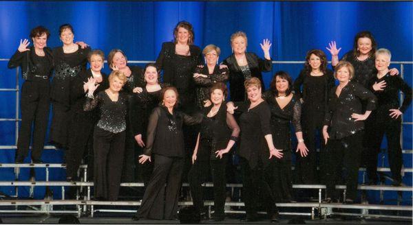 Philadelphia Freedom Chorus Female A Cappella Harmony Meetup