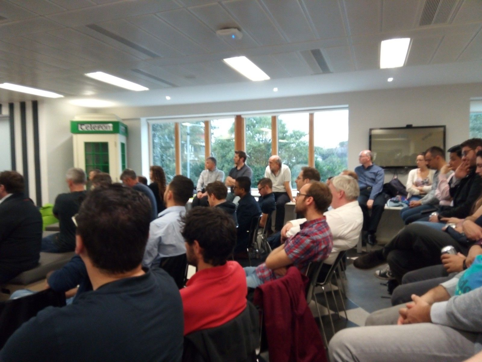 Dublin μServices (Microservices) User Group