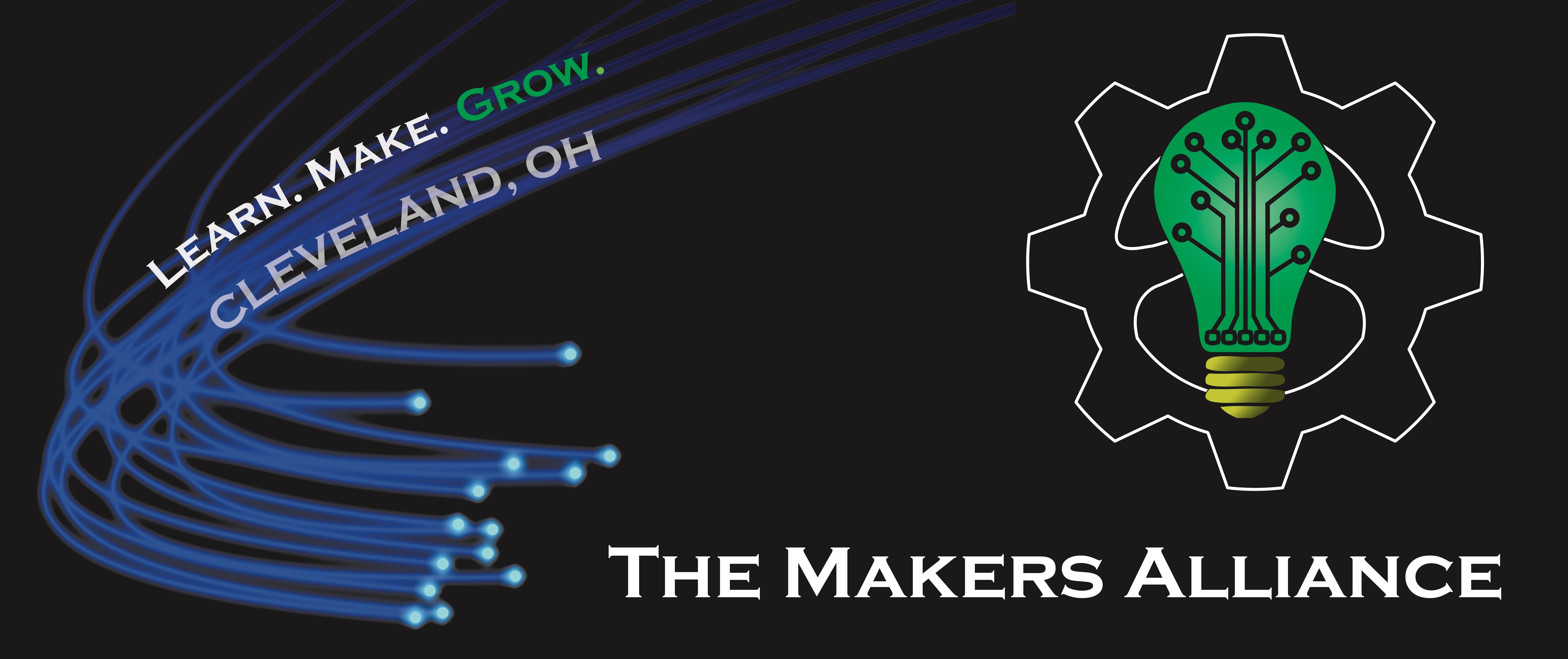 Cleveland Makers Alliance - Learn. Make. Grow.