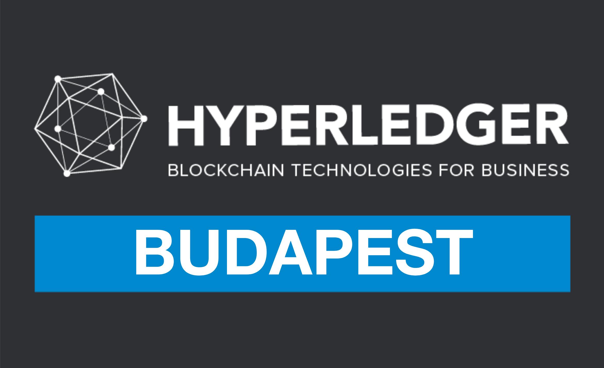 Hyperledger Budapest