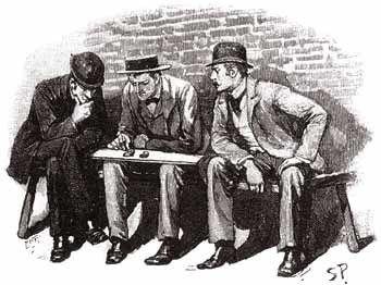 Phoenix Sherlockians: The Transfixed Correspondence