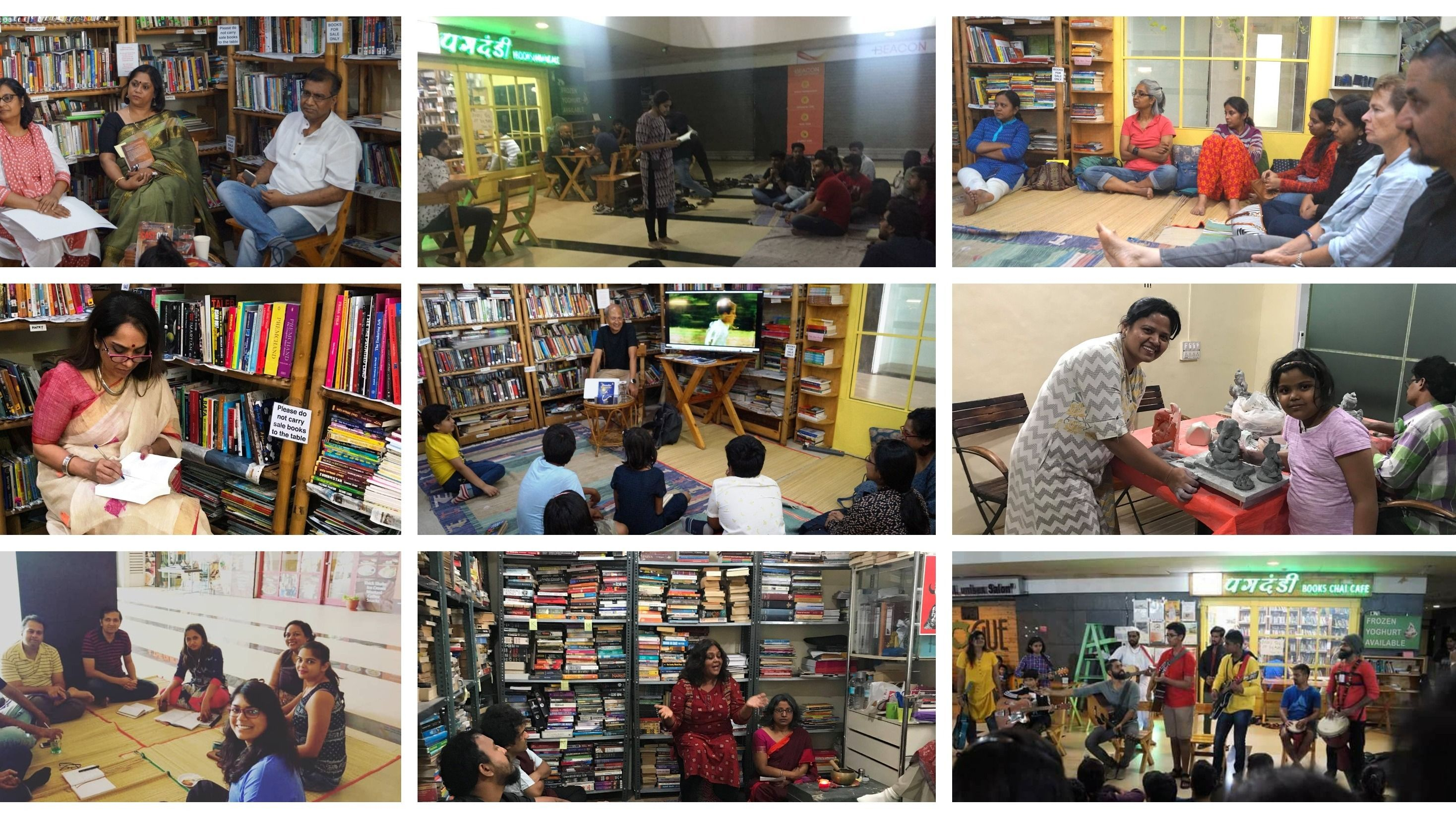 Pagdandi - Books, Stories, Music, Poetry, Films, Workshops